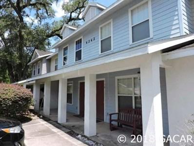 4242 SW 22ND Lane UNIT 118, Gainesville, FL 32607 - #: 416828