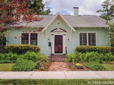 1224 NE 5TH Terrace, Gainesville, FL 32601 - #: 418106
