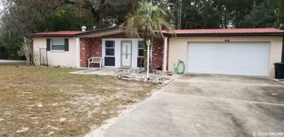 751 E Country Club Drive, Williston, FL 32696 - #: 430518