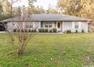 5562 NW 203RD Place, Lacrosse, FL 32658 - #: 440995