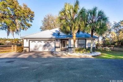 12701 SW 39TH Terrace, Lake Butler, FL 32054 - #: 441782