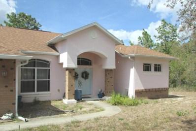 15285 Herschel Road, Weeki Wachee, FL 34614 - #: 2183127