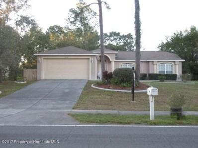 4309 Landover Boulevard, Spring Hill, FL 34609 - #: 2187962