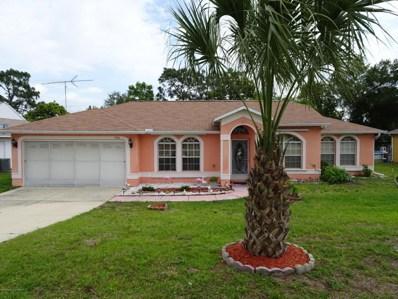5164 Courtland Road, Spring Hill, FL 34608 - #: 2191353