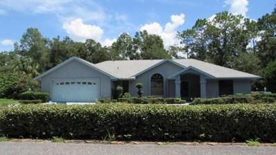 9460 Weeks Drive, Brooksville, FL 34601 - #: 2194743