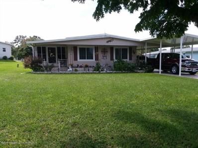 12024 Club House Road, Brooksville, FL 34613 - #: 2195031