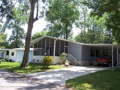 2773 Kingswood Circle, Brooksville, FL 34604 - #: 2195743