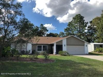 2285 Godfrey Avenue, Spring Hill, FL 34609 - #: 2196229