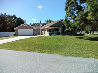11135 Captain Drive, Spring Hill, FL 34608 - #: 2196252
