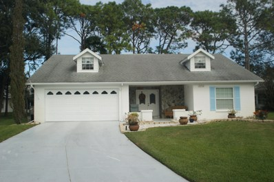2352 Palm Springs Court, Spring Hill, FL 34606 - #: 2197270