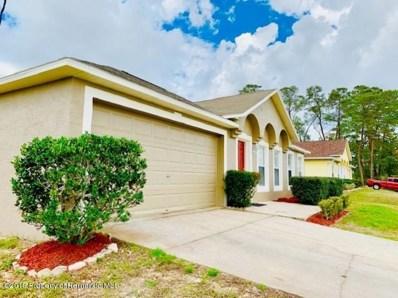 7039 Siena Avenue, Spring Hill, FL 34608 - #: 2198866