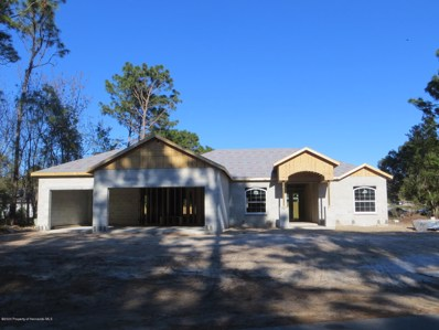 2248 Ring Road, Spring Hill, FL 34609 - #: 2203948