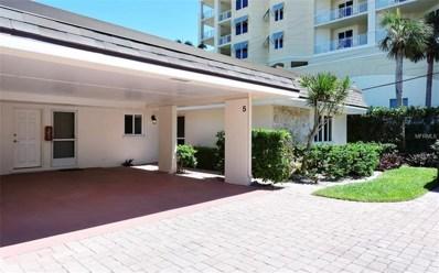 1900 Benjamin Franklin Drive UNIT VILLA5, Sarasota, FL 34236 - #: A4215747