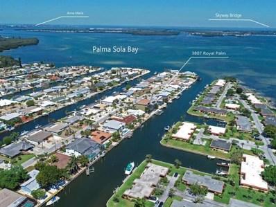 3807 Royal Palm Drive, Bradenton, FL 34210 - #: A4402342