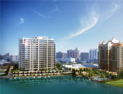 100 Ritz-Carlton Circle UNIT PH-1803, Sarasota, FL 34236 - #: A4409256