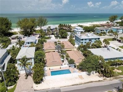 3303 Gulf Drive UNIT 1, Holmes Beach, FL 34217 - #: A4409281