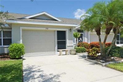 2508 Fairway Oaks Drive, Palmetto, FL 34221 - #: A4409529
