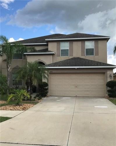 2411 Roanoke Springs Drive, Ruskin, FL 33570 - #: A4411377