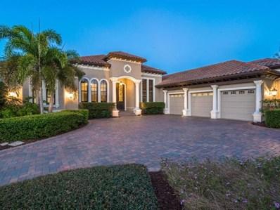 6926 Lacantera Circle, Lakewood Ranch, FL 34202 - #: A4412189