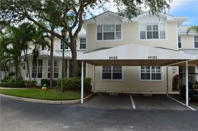 3409 54TH Drive W UNIT H103, Bradenton, FL 34210 - #: A4414856