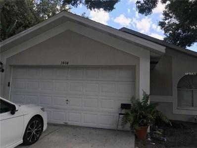1404 Mohrlake Drive, Brandon, FL 33511 - #: A4416591