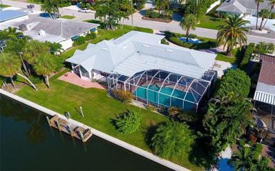 616 Foxworth Lane, Holmes Beach, FL 34217 - #: A4436181