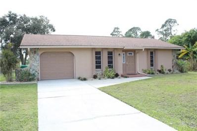21459 WEBBWOOD Avenue, Port Charlotte, FL 33954 - #: A4460058