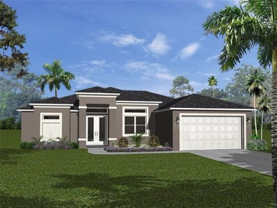 Lot 21 Atwater Dr, North Port, FL 34288 - #: C7250630