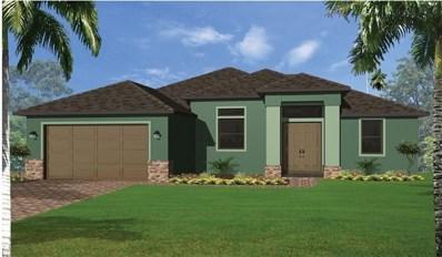 Lot 12 Oasis Avenue, North Port, FL 34287 - #: C7251432
