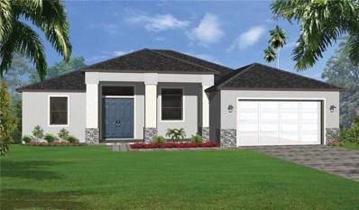 Lot 4 Albren Street, North Port, FL 34286 - #: C7251435