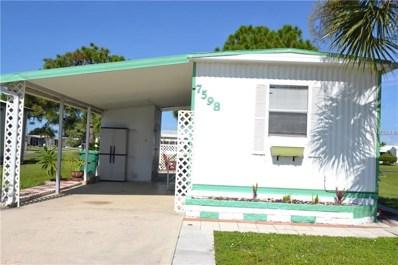 7598 Silage Circle, Port Charlotte, FL 33981 - #: C7401936