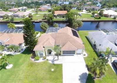 17123 Edgewater Drive, Port Charlotte, FL 33948 - #: C7403126