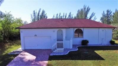 24203 Henry Morgan Boulevard, Punta Gorda, FL 33955 - #: C7404367