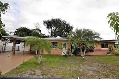 525 Skylark Lane NW, Port Charlotte, FL 33952 - #: C7405379