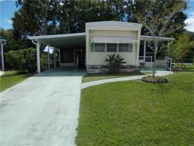6666 Acacia Court, North Port, FL 34287 - #: C7405544
