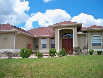 1143 Napoleon Road, North Port, FL 34288 - #: C7406597