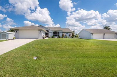 2490 Tamworth Terrace, Punta Gorda, FL 33983 - #: C7406997