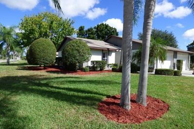 500 Foxwood Boulevard UNIT 28, Englewood, FL 34223 - #: C7407235