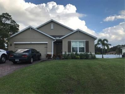 4388 Midland Street, North Port, FL 34288 - #: C7407879