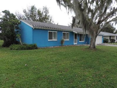 3418 Montclair Circle, North Port, FL 34287 - #: C7408119
