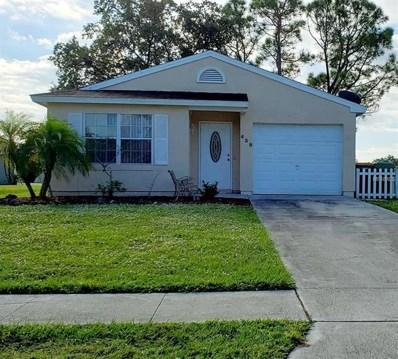 438 Ricold Terrace, Port Charlotte, FL 33954 - #: C7408457
