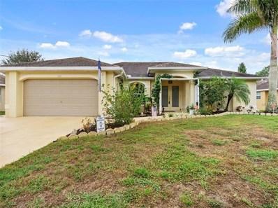 1196 Banter Circle, North Port, FL 34288 - #: C7408862