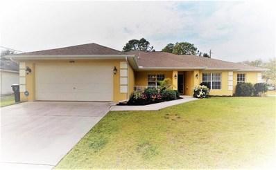 4275 Amari Road, North Port, FL 34291 - #: C7411297