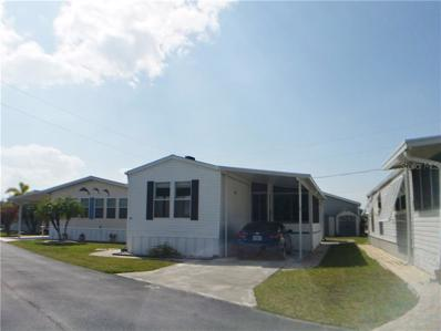 10100 Burnt Store Road UNIT 62, Punta Gorda, FL 33950 - #: C7412152