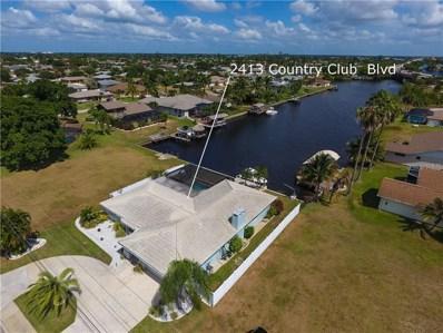 2413 Country Club Boulevard, Cape Coral, FL 33990 - #: C7420920