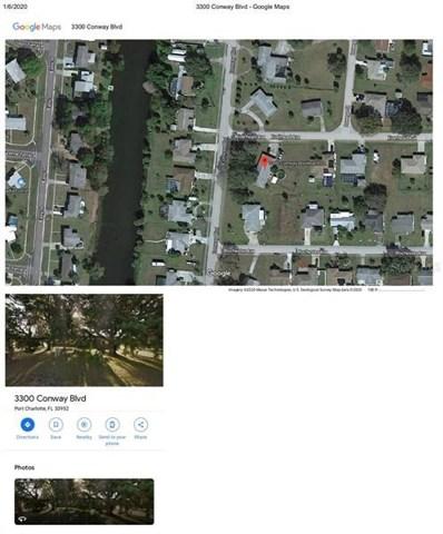 N 3300 CONWAY Boulevard, Port Charlotte, FL 33952 - #: C7424241