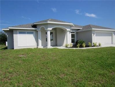 9539 MODESTO Circle, Port Charlotte, FL 33981 - #: C7424516