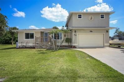 855 Stewart Street, Englewood, FL 34223 - #: D6100423