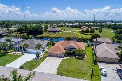 887 Rotonda Circle, Rotonda West, FL 33947 - #: D6100626