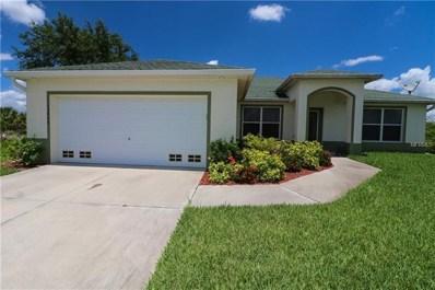 13406 Commonwealth Avenue, Port Charlotte, FL 33981 - #: D6100660